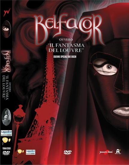 belfagor ovvero il fantasma del louvre edizione speciale due dischi