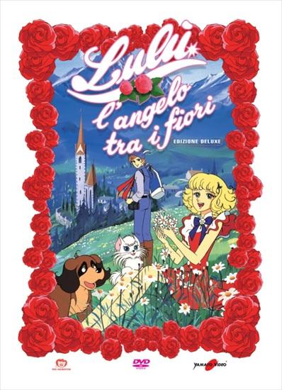 lulù l'angelo tra i fiori edizione deluxe 10 dvd yamato