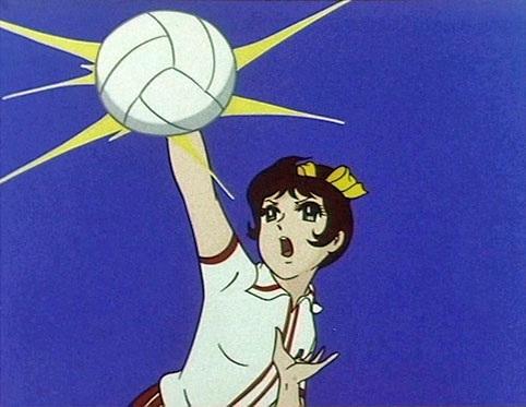 La ragazza viene subito notata per le sue ottime doti atletiche